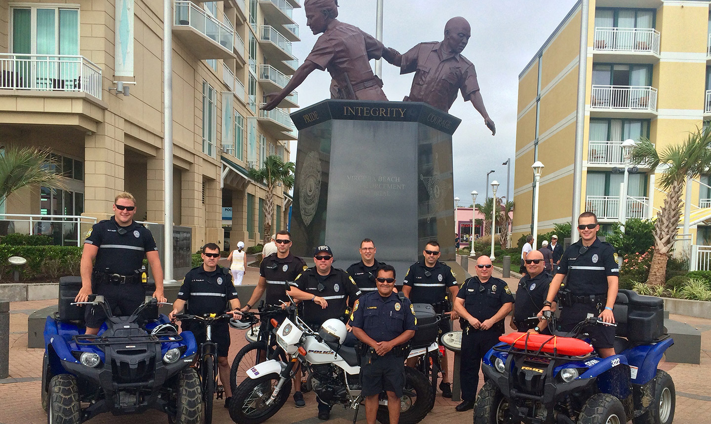 About Virginia Beach Police Foundation