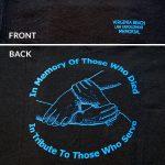 Law Enforcement Memorial T-shirt (Black)