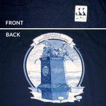 Law Enforcement Memorial Long Sleeve T-shirt (Navy Blue)