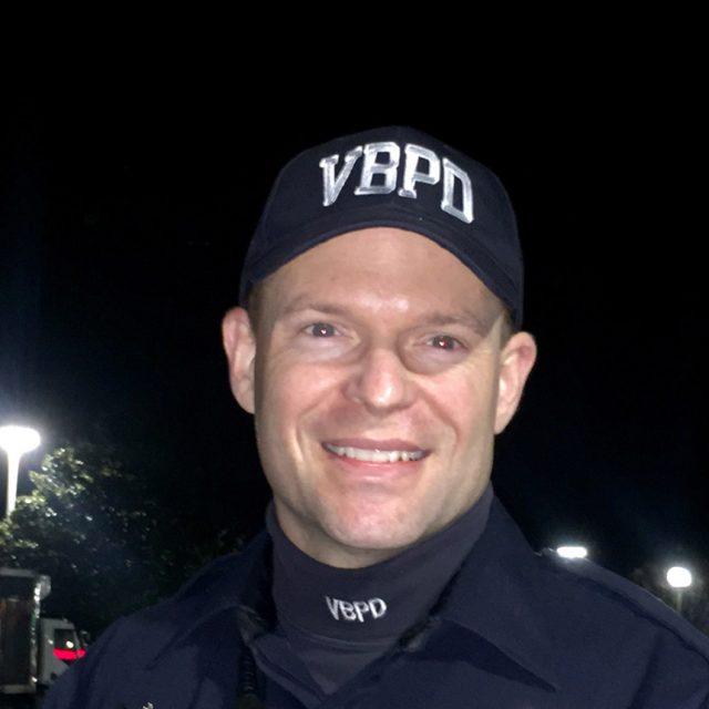 Meet the 'Top Cop' of Hampton Roads: Virginia Beach's Eli Kendrick